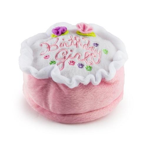 Gioco per cani torta di compleanno - Birthday cake toy haute diggity dog