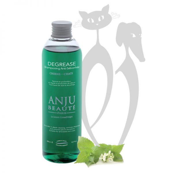 shampoo per cani cute grassa degrease