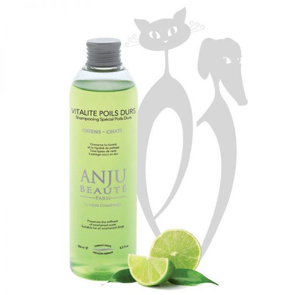 shampoo per cani pelo duro