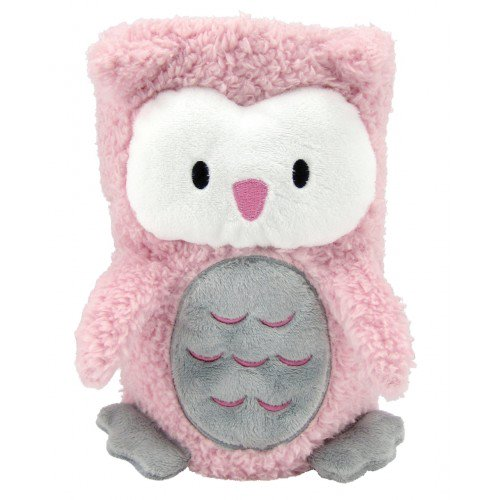 coperta my pet blankies gufo rosa