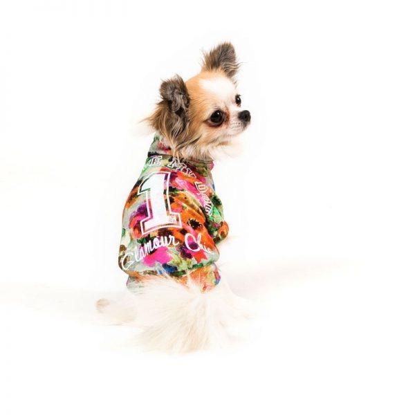 felpa per cani piccola taglia i love my dog