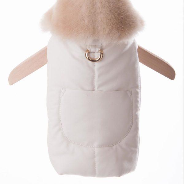 piumino per cani taglia piccola walkies couture
