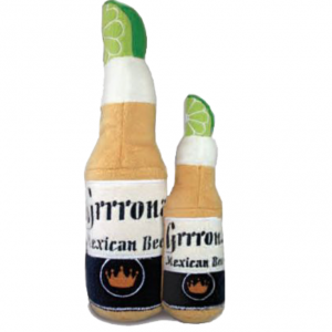 GRRRONA BEER BOTTLE-toy peluche
