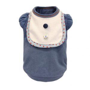 BABY BIB-maglietta Monchouchou