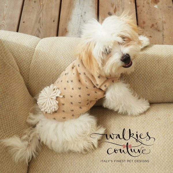 maglioncino per cani Walkies Couture stardust pull