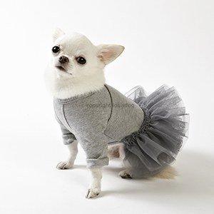 vestito per cani tutu louisdog