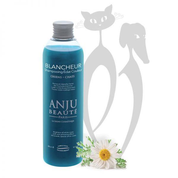 shampoo sbiancante cane anju