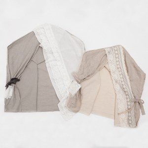 COVER PEEKABOO LINEN SECRET Louisdog