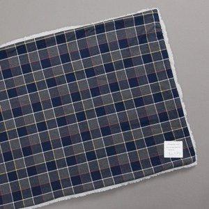 Coperta per cani Louisdog - My favourite Blanket Navy Plaid