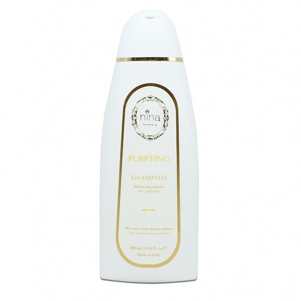 shampoo per cani purificante