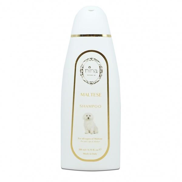 shampoo per cani maltesi