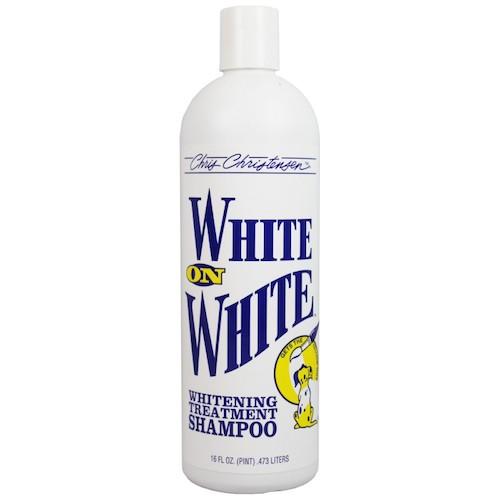 Shampoo per cani manti bianchi - White on White Chris Christensen
