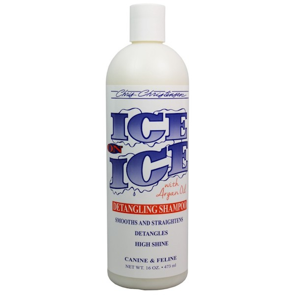 shampoo districante per cani Ice On Ice Detangling chris christensen