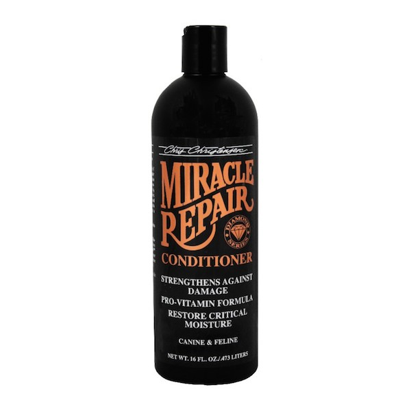 Shampoo riparatore per cani Miracle Repair Chris Christensen