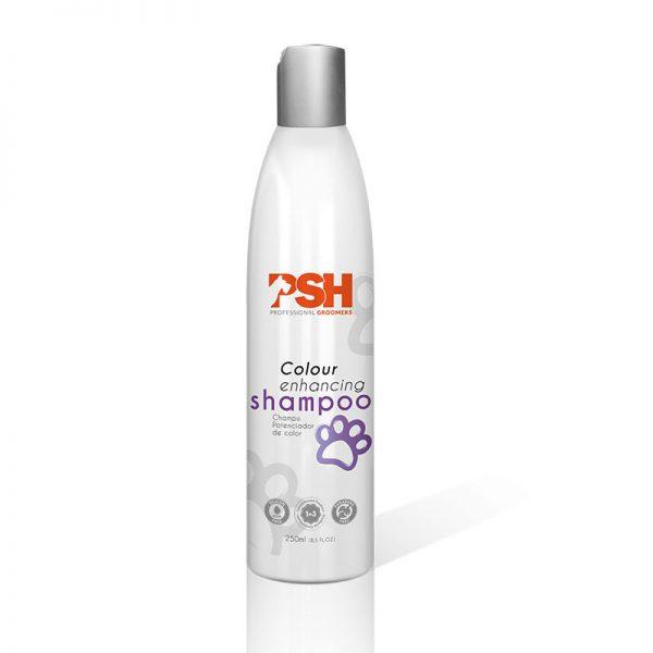 shampoo per cani ravvivante colore psh