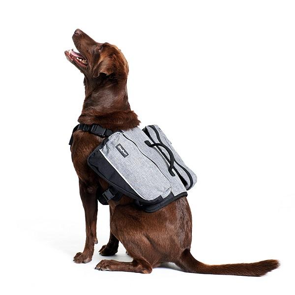 zaino per cani backpack adventure zippy paws