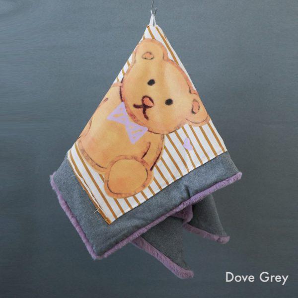 Coperta per cani Louisdog - Heney Bear Blanket in eco pelliccia